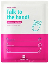 Parfémy, Parfumerie, kosmetika Maska na ruce - Leaders Essential Wonders Talk To The Hand! Mask