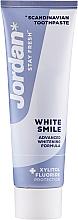 Parfémy, Parfumerie, kosmetika Zubní pasta Sněhobílý úsměv - Jordan Stay Fresh White Smile