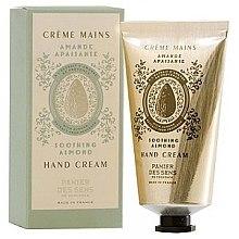"Parfémy, Parfumerie, kosmetika Krém na ruce ""Mandle"" - Panier Des Sens Almond Hand Cream"