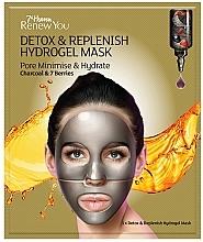 Parfémy, Parfumerie, kosmetika Hydrogelová obličejová maska - 7th Heaven Renew You Detox Replenish Hydrogel Mask