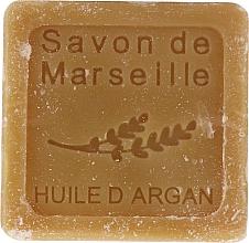 "Parfémy, Parfumerie, kosmetika Marseilleské mýdlo ""Arganový olej"" - Le Chatelard 1802 Soap Savon De Marseille Huile Argan"