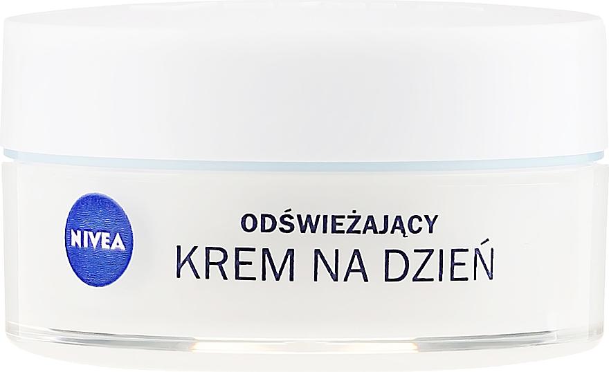 Osvěžující krém na obličej s vitaminem E - Nivea 24H Moisture Care Complex — foto N2