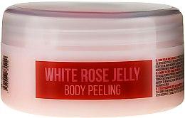 Parfémy, Parfumerie, kosmetika Scrub na tělo Bílá růže - Hristina Stani Chef'S White Rose Jelly Body Peeling