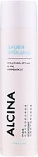 Parfémy, Parfumerie, kosmetika Kyselý oplachovač na vlasy - Alcina Hare Care Sauer Spülung