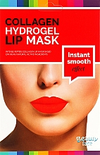 Parfémy, Parfumerie, kosmetika Kolagenová hydrogelová maska na rty - Beauty Face Wrinkle Smooth Effect Collagen Hydrogel Lip Mask