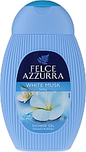 "Parfémy, Parfumerie, kosmetika Sprchový gel ""Bilé pižmo"" - Felce Azzurra Shower-Gel"