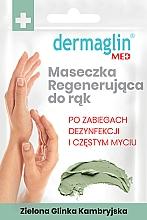 Parfémy, Parfumerie, kosmetika Regenerační maska na ruce - Dermaglin