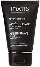 Parfémy, Parfumerie, kosmetika Zklidňující balzám po holení bez alkoholu - Matis Reponse Homme Alcohol-Free Soothing Balm