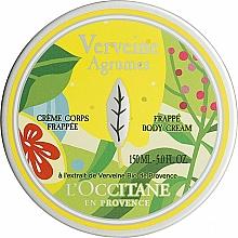 Parfémy, Parfumerie, kosmetika Tělový krém - L'Occitane Verbena Agrumes Frappe Body Cream