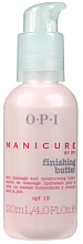 Parfémy, Parfumerie, kosmetika Hydratační máslo pro masáž rukou - O.P.I. Manicure Finishing Butter SPF 15