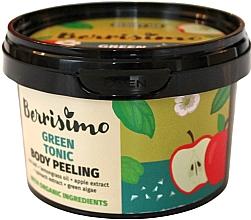 Parfémy, Parfumerie, kosmetika Telový peeling - Berrisimo Green Tonic Body Peeling