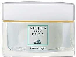 Parfémy, Parfumerie, kosmetika Acqua Dell Elba Essenza Women - Tělový krém s kyselinou hyaluronovou