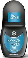 Parfémy, Parfumerie, kosmetika Breeze Roll-On Deo Fresh Protection - Kuličkový deodorant
