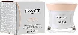 Parfémy, Parfumerie, kosmetika Zklidňující prostředek zmírňující stres a zarudnutí s bohatou texturou - Payot Creme №2 Cachemire
