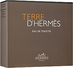 Parfémy, Parfumerie, kosmetika Hermes Terre dHermes - Sada (edt/2x50ml)