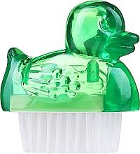 Parfémy, Parfumerie, kosmetika Kartáč na manikúru, 3467, zelený - Deni Carte Duck's Brush