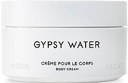 Parfémy, Parfumerie, kosmetika Byredo Gypsy Water - Tělový krém