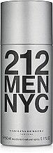 Parfémy, Parfumerie, kosmetika Carolina Herrera 212 MEN NYC - Deodorant