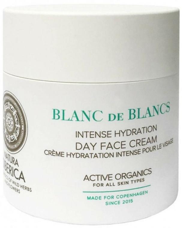 Denní hydratační krém na obličej - Natura Siberica Copenhagen Blanc de Blancs Intense Hydration Day Face Cream — foto N1