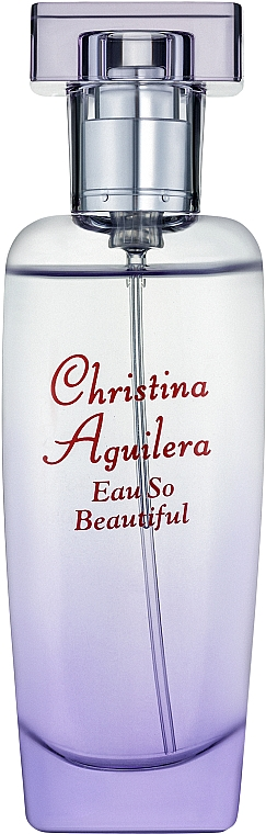 Christina Aguilera Eau So Beautiful - Parfémovaná voda