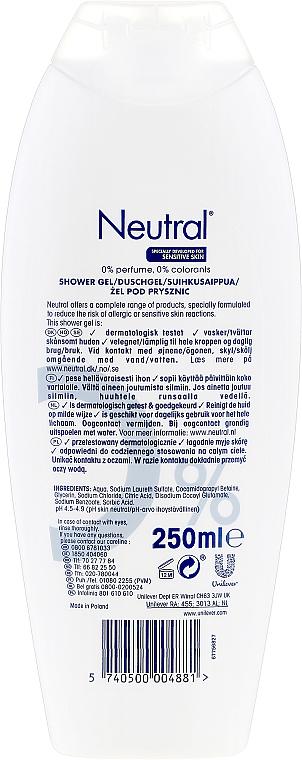 Sprchový gel - Neutral Shower Gel — foto N4