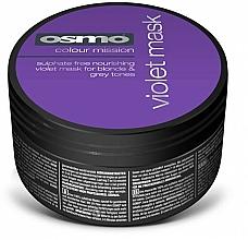 Parfémy, Parfumerie, kosmetika Maska Tekuté stříbro - Osmo Silverising Violet Mask