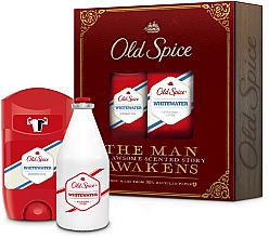 Parfémy, Parfumerie, kosmetika Sada - Old Spice Whitewater Vintage (deo/50ml + ash/lot/100ml)