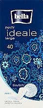 Parfémy, Parfumerie, kosmetika Denni hygienické vložky Panty Ideale Ultra Thin Large Stay Softi, 40ks. - Bella