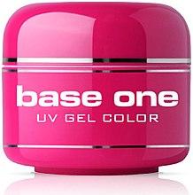 Parfémy, Parfumerie, kosmetika Gel na nehty - Silcare Base One Color