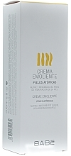 Parfémy, Parfumerie, kosmetika Hydratační krém pro problémovou suchou pleť - Babe Laboratorios Emollient Cream