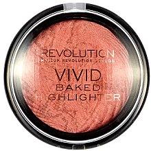 Parfémy, Parfumerie, kosmetika Rozjasňovač na obličej - Makeup Revolution Highlighting