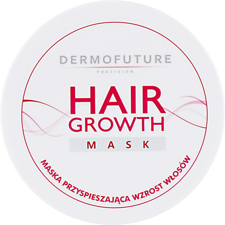 Maska pro aktivaci růstu vlasů - DermoFuture Hair Growth Mask