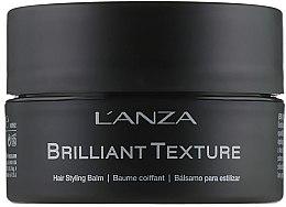 Parfémy, Parfumerie, kosmetika Balzám pro úpravu vlasů - L'anza Healing Style Brilliant Texture Balm