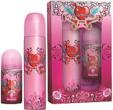 Parfémy, Parfumerie, kosmetika Cuba Heartbreaker - Sada (edp/100ml + deo/50ml)