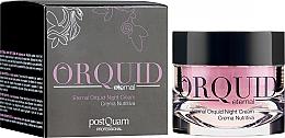 Parfémy, Parfumerie, kosmetika Hydratační noční krém - PostQuam Orquid Eternal Moisturizing Night Cream