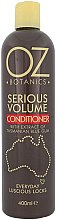 Parfémy, Parfumerie, kosmetika Kondicionér na vlasy - Xpel Marketing Ltd Oz Botanics Serious Volume Conditioner