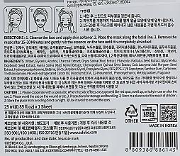 Látková maska s uhlím - Esfolio Pure Skin Essence Charcoal Mask Sheet — foto N3