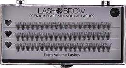 Parfémy, Parfumerie, kosmetika Umělé řasy - Lash Brow Premium Flare Extra Volume Lashes