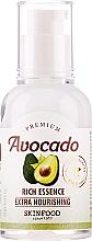 Parfémy, Parfumerie, kosmetika Esence s avokádovým olejem - Skinfood Premium Avocado Rich Essence