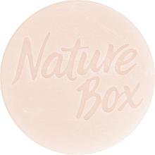 Parfémy, Parfumerie, kosmetika Tuhý šampon na vlasy - Nature Box Shampoo Bar Almond Oil