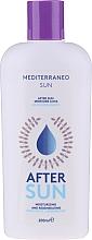 Parfémy, Parfumerie, kosmetika Hydratační prostředek po opalování - Mediterraneo Sun Moisturising Aftersun