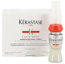 Parfémy, Parfumerie, kosmetika Koncentrát pro oslabené vlasy náchylné k vypadávání - Kerastase Fusio-Dose Ampli Force Concentrate