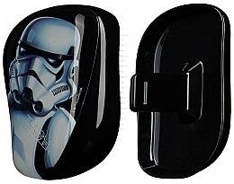 Parfémy, Parfumerie, kosmetika Kompaktní kartáč na vlasy - Tangle Teezer Compact Styler Star Wars Storm Trooper Brush