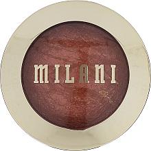 Parfémy, Parfumerie, kosmetika Zapečená tvářenka - Milani Baked Blush
