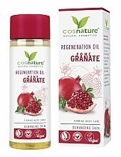 Parfémy, Parfumerie, kosmetika Regenerační tělový olej Granat - Cosnature Regenerating Oil Pomegranate