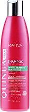 Parfémy, Parfumerie, kosmetika Šampon pro barvené vlasy - Kativa Quinua PRO Shampoo
