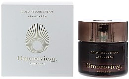 Parfémy, Parfumerie, kosmetika Krém na obličej - Omorovicza Gold Rescue Cream