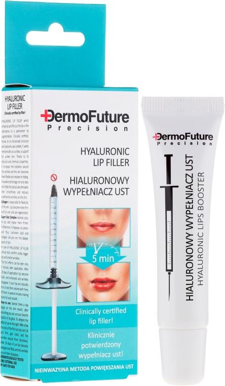 Hyaluronický maximalizátor rtů - DermoFuture Precision Hyaluronic Lip