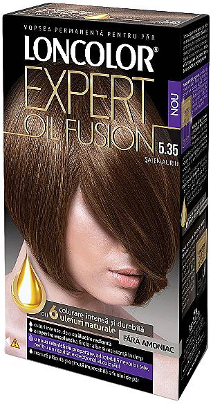 Barva na vlasy - Loncolor Expert Oil Fusion
