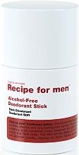 Parfémy, Parfumerie, kosmetika Deodorant - Recipe For Men Alcohol Free Deodorant Stick